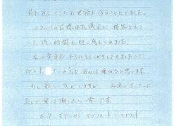 210913_オデッセイHV_お客様の声_俊樹